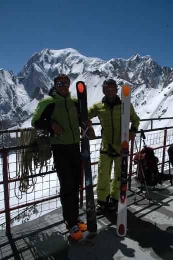 team snowkite
