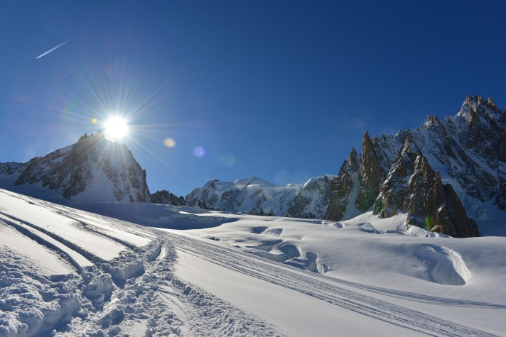 vallée-blanche-free-ride