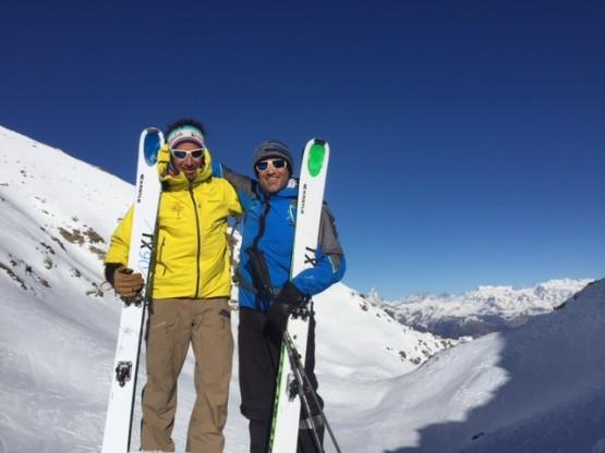 Scialpinismo in Valle d'Aosta