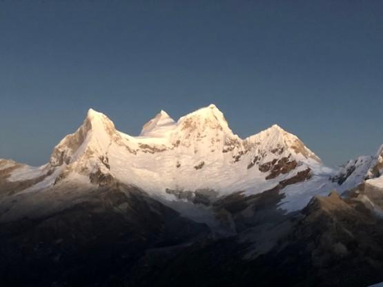 PERU'2018: Cordillera Blanca