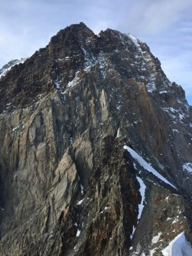 Mont Brouillard e Monte Bianco