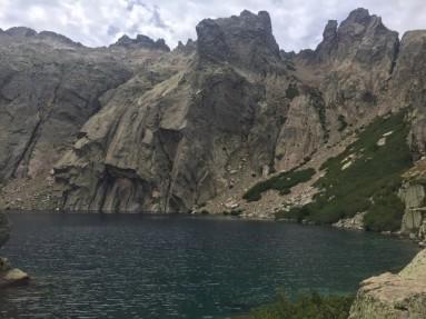 Pointe des 7 lacs
