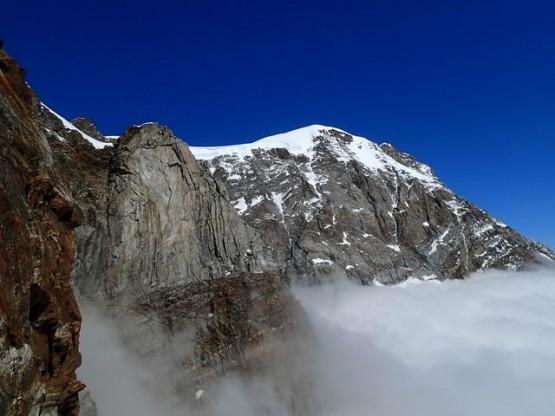 Cresta del soldato - Punta Giordani