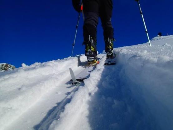 Ski alp di Novembre