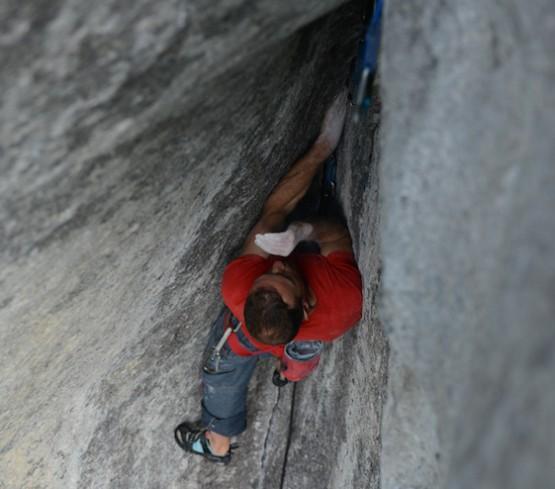 Corso di arrampicata trad